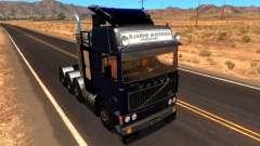 Volvo F10 Heavy Transporter Truck