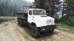ZIL-4334 [25.12.15] for Spin Tires