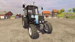 MTZ-Belarus 1025 v2.0 for Farming Simulator 2013
