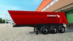 Skin Schmitz Cargobull semitrailer