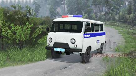 UAZ-3909 PPP [25.12.15] for Spin Tires