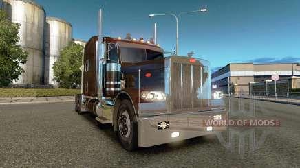 Peterbilt 389 v1.0 for Euro Truck Simulator 2