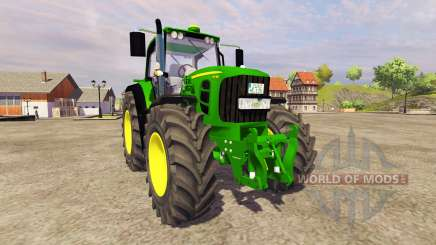 John Deere 7530 Premium FL for Farming Simulator 2013