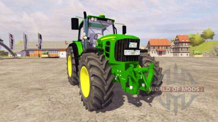 John Deere 7530 Premium FL v1.1 for Farming Simulator 2013