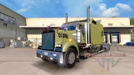 Kenworth W900B Long ARI Legacy Sleepers for American Truck Simulator