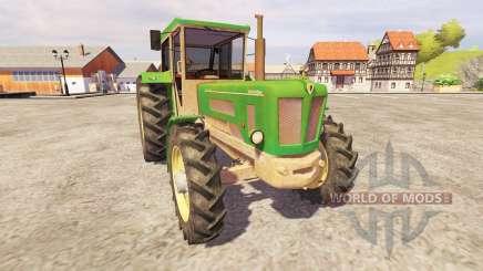 Schluter Super 1050V v2.0 for Farming Simulator 2013