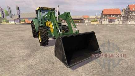 Buhrer 6135A FL for Farming Simulator 2013