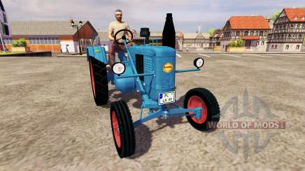 Lanz D 1705 for Farming Simulator 2013