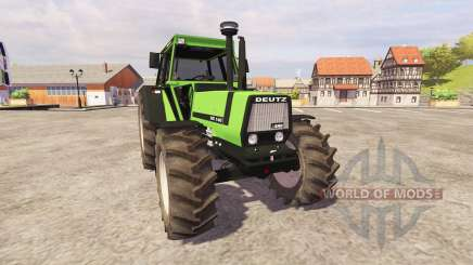 Deutz-Fahr DX 140 v2.0 for Farming Simulator 2013