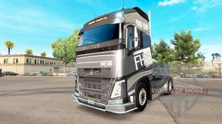 Volvo FH16 2013 for American Truck Simulator