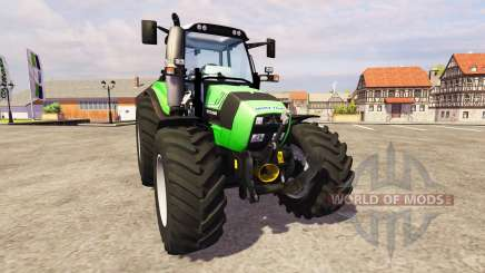Deutz-Fahr Agrotron 430 TTV v2.0 for Farming Simulator 2013