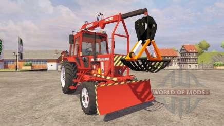 MTZ-572 for Farming Simulator 2013