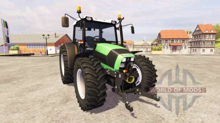 Deutz-Fahr Agrofarm 430 TTV for Farming Simulator 2013