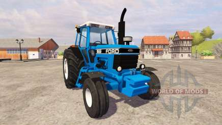 Ford 8630 2WD v4.0 for Farming Simulator 2013