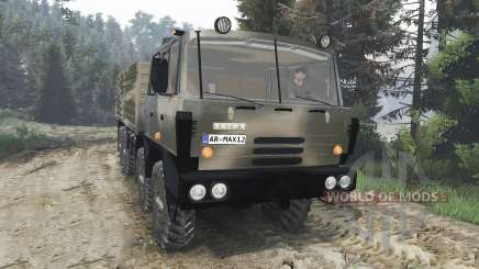Tatra 815 VNM [16.12.15] for Spin Tires