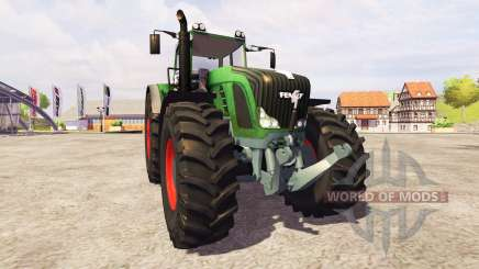 Fendt 936 Vario [pack] v5.3 for Farming Simulator 2013
