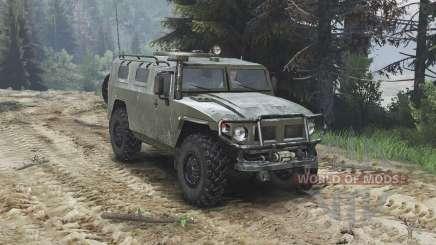 GAZ-2975 Tiger [25.12.15] for Spin Tires