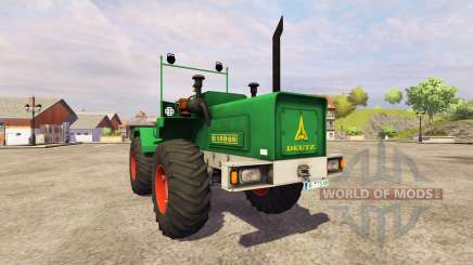 Deutz-Fahr D 16006 v1.5 for Farming Simulator 2013