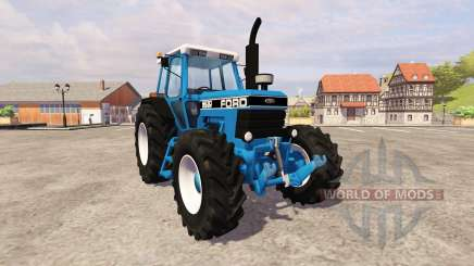 Ford 8630 4WD v5.0 for Farming Simulator 2013