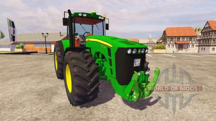 John Deere 8530 v1.0 for Farming Simulator 2013