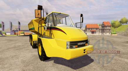 Caterpillar 725 v1.5 for Farming Simulator 2013