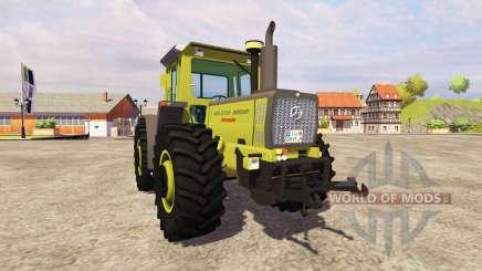 Mercedes-Benz Trac 1800 Intercooler v2.0 for Farming Simulator 2013