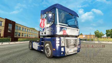 Renault Magnum Legend v7.0 for Euro Truck Simulator 2