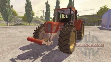 Schluter Super 2000LS v 2.0 for Farming Simulator 2013