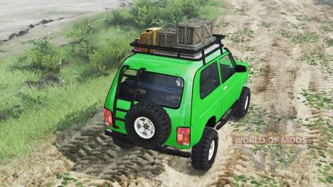 VAZ-2121 Niva [03.03.16] for Spin Tires
