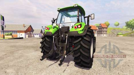 Deutz-Fahr Agrotron 6190 TTV v1.0 for Farming Simulator 2013