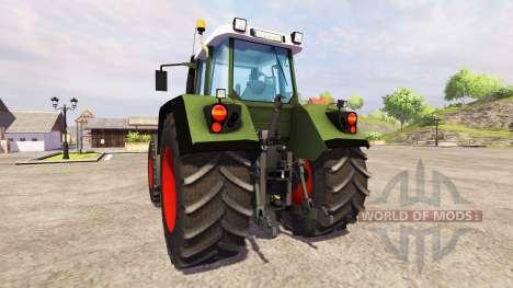 Fendt 820 Vario TMS for Farming Simulator 2013