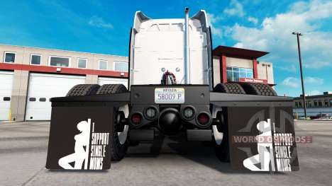 We Specialize In I Support Single Moms for American Truck Simulator
