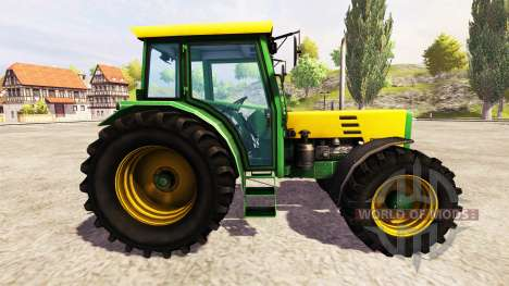 Buhrer 6135A [PlougSpec] for Farming Simulator 2013