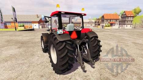 Case IH Maxxum 140 v2.0 for Farming Simulator 2013
