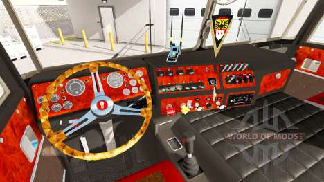 Kenworth K100 for American Truck Simulator