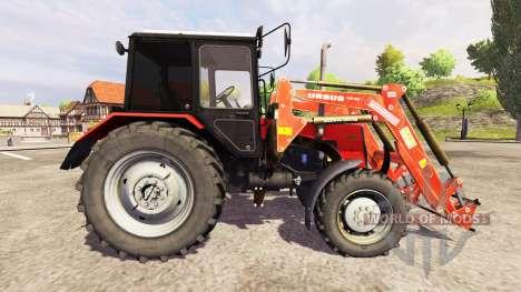 MTZ-1025 [loader] for Farming Simulator 2013