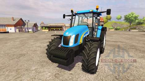 New Holland TL 100A for Farming Simulator 2013