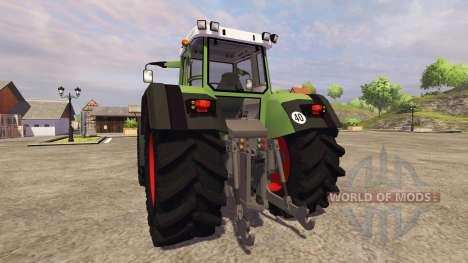 Fendt Favorit 824 Turbo for Farming Simulator 2013