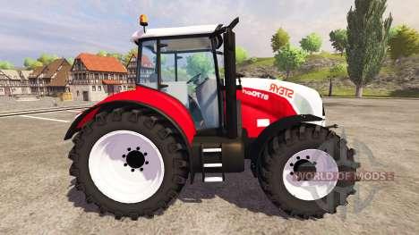 Steyr CVT 6170 FL for Farming Simulator 2013