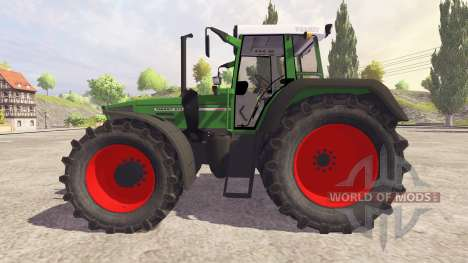 Fendt Favorit 824 Turbo v2.0 for Farming Simulator 2013