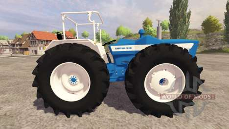 Ford County 1124 Super Six v2.6 for Farming Simulator 2013