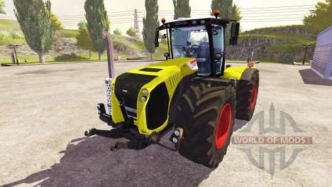 CLAAS Xerion 5000 Trac VC v2.0 for Farming Simulator 2013