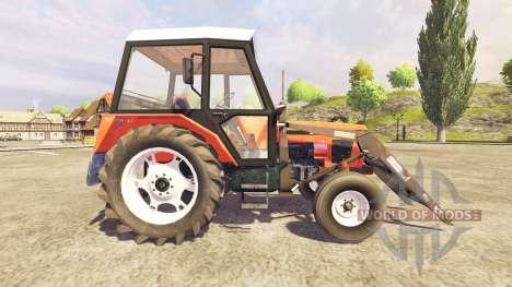 Zetor 5211 FL for Farming Simulator 2013