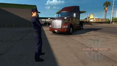 Manager for American Truck Simulator