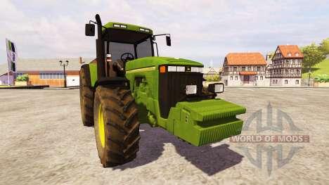 John Deere 8100 for Farming Simulator 2013