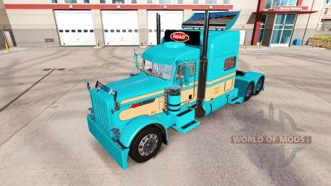 Skins for Peterbilt 389 truck for American Truck Simulator