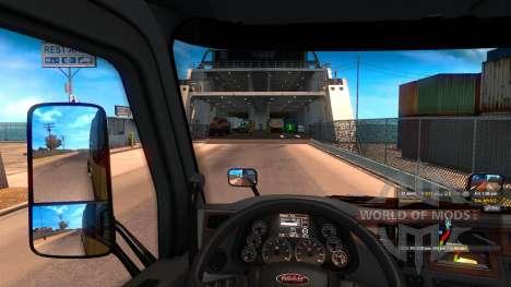 Map Of Hawaii for American Truck Simulator