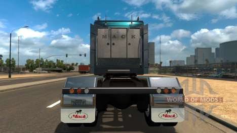 Mack Titan V8 for American Truck Simulator