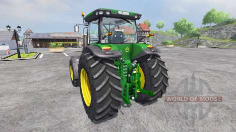 John Deere 7200 for Farming Simulator 2013