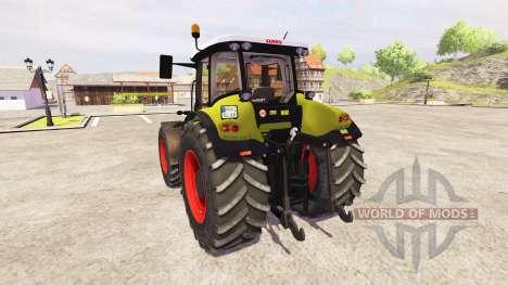 CLAAS Axion 850 v1.0 for Farming Simulator 2013